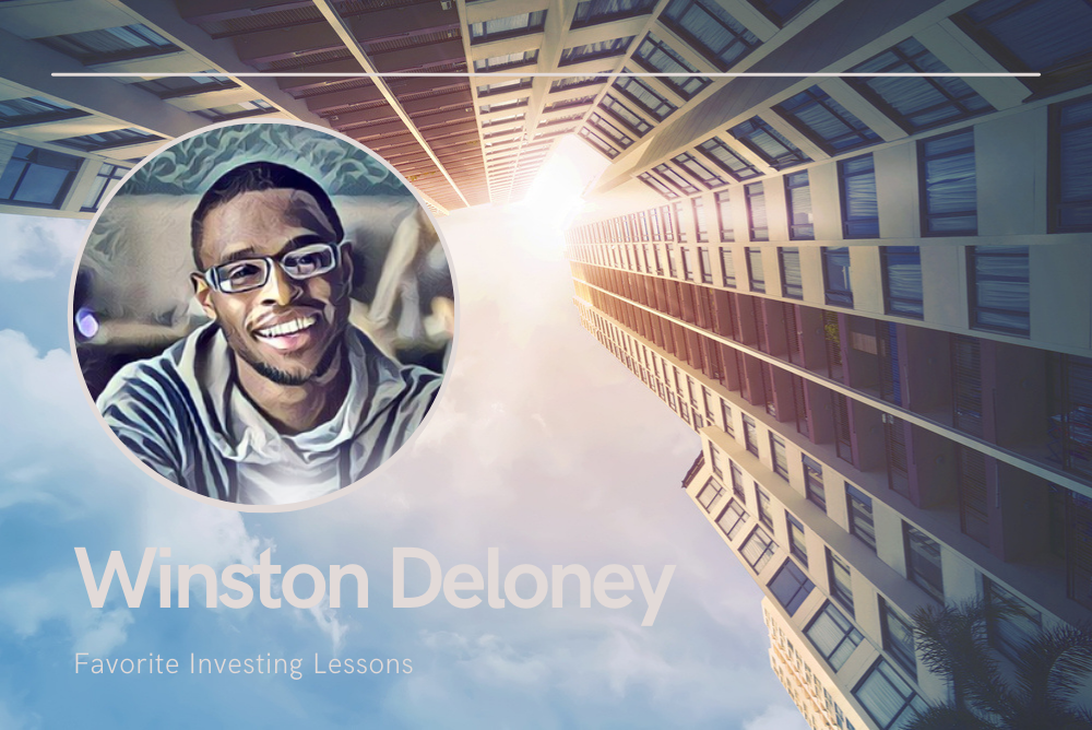 Real estate investing lessons from Winston Deloney